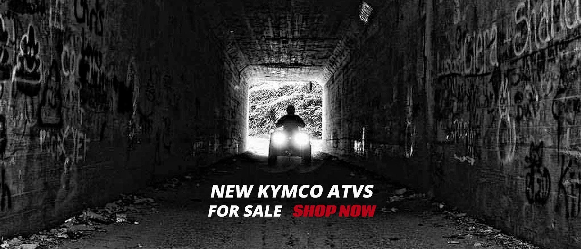 New Kymco ATVs For Sale at New Haven PowerSports in CT